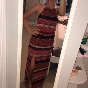 Aerie soft and sexy maxi dress